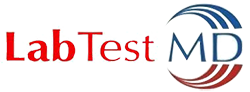 Lab Test MD Logo
