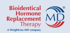 Bioidentical Hormone Replacement Therapy Logo
